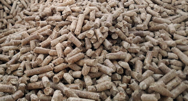 Пеллеты — топливные гранулы