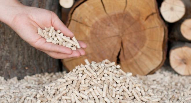 Продажа топливных древесных гранул